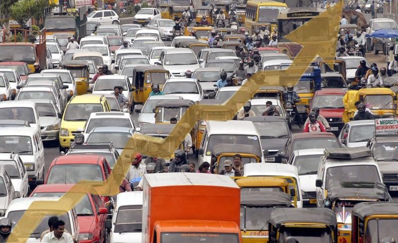 mumbai traffic copy