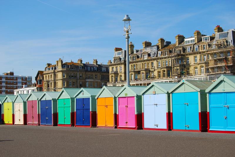 Brighton-Beachhuts-UK