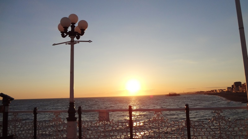 sunset-brighton